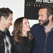James Franco, Leighton Meester, and Chris O'Dowd